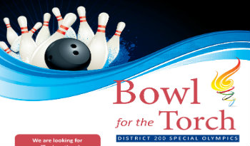 Special Olympics Bowl for the Torch Fundraiser