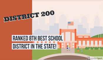 Your Community Schools are ranked #8 by Niche.com!