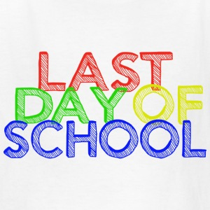 Tuesday, June 11, 2019 last day of school