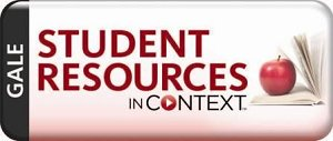 Student Resources in Context button