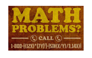 Math Problems Phone Number