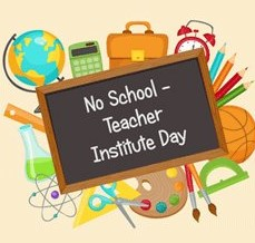 Institute Day - No School