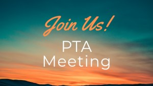 PTA Pizza Party & Meeting