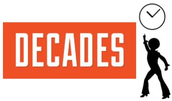 "Homecoming 2018 Presents ""Decades"""
