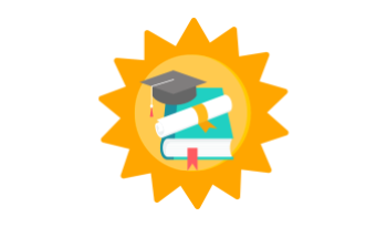 Summer assignments icon