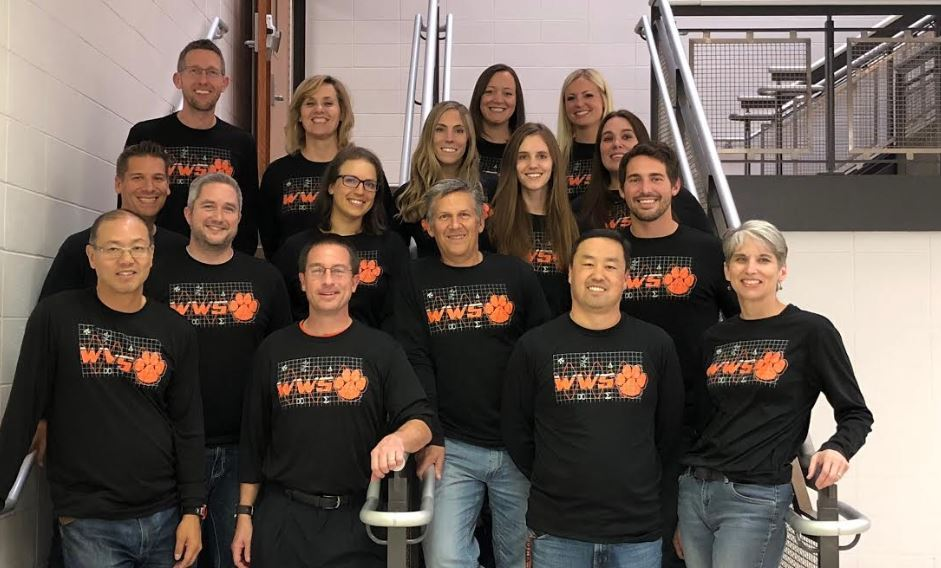Wheaton Warrenville South Math Department