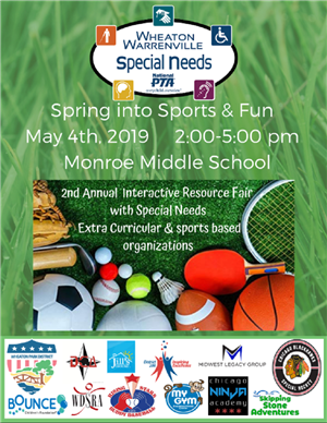 WWSN PTA Spring into Sports and Fun