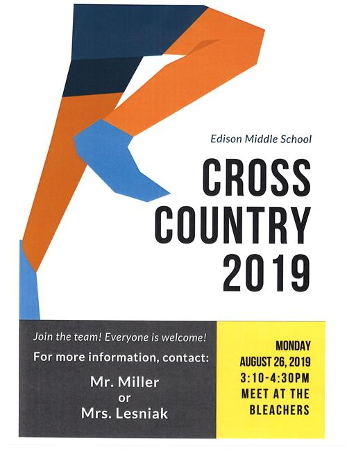 Cross Country Flyer