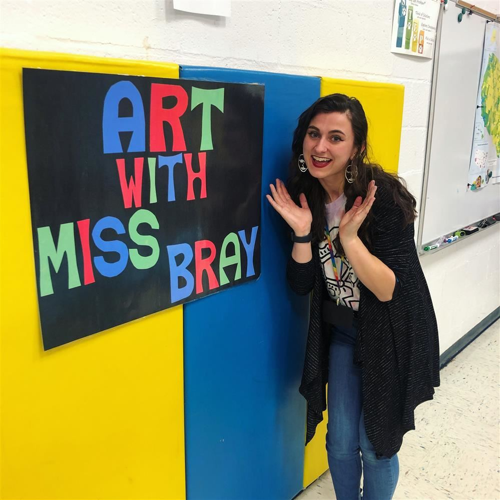 Art With Miss Bray