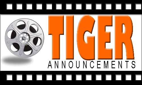 Tiger TV Announcements Link