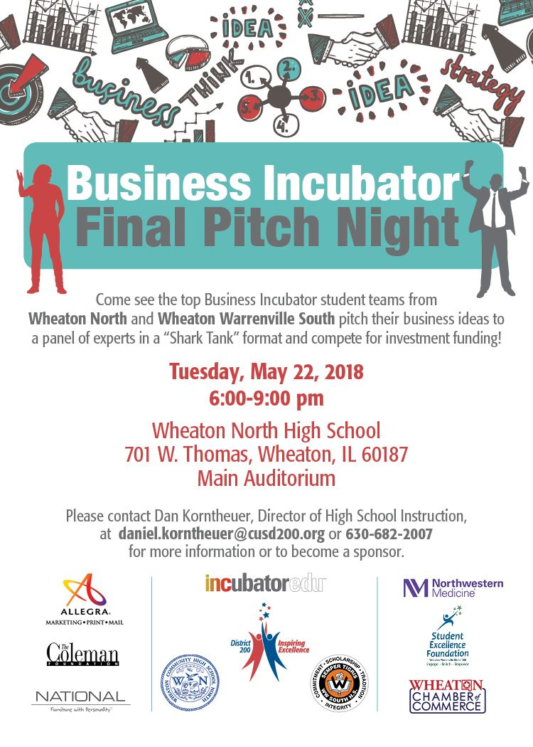 Business INCubator Pitch Night