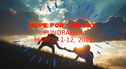 Hope For The Day Fundraiser