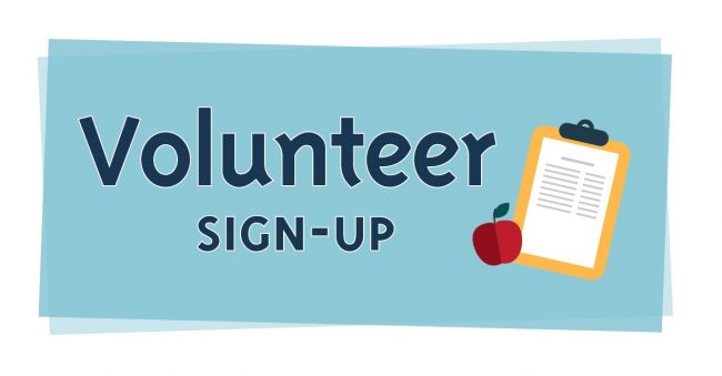 Volunteer Sign Up