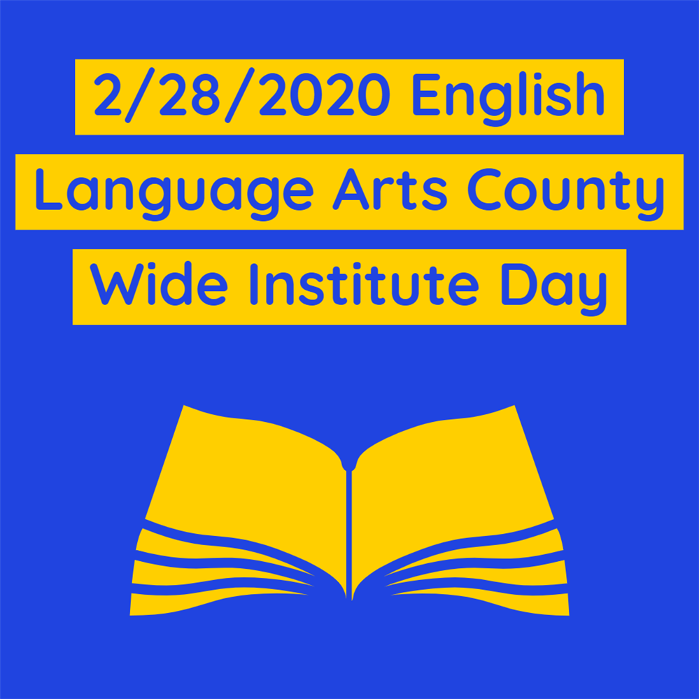 English Institute Day